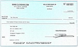 Clickbank Check (Nov)